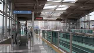 [FHD]龍仁軽電鉄 ART MARK II 115F 三街駅