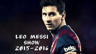 Lionel Messi ▶Amazing Skill Show 2015-2016 ▶Centuries▶Magic Skills & Goals▶ HD▶ By Lesha Markin