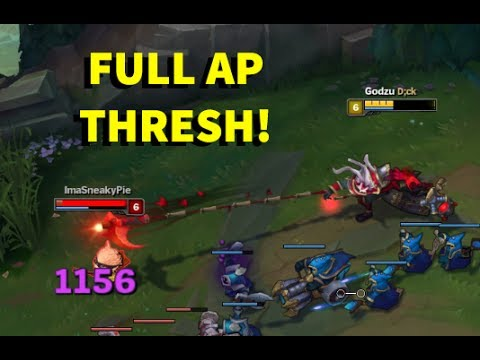 how to build ad thresh