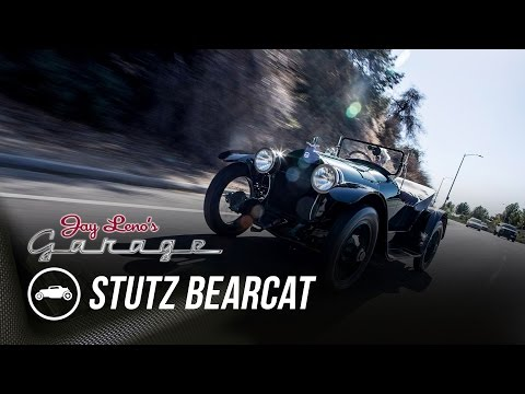 1918 Stutz Bearcat - Jay Leno's Garage