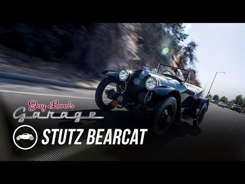 1918 Stutz Bearcat – Jay Leno's Garage
