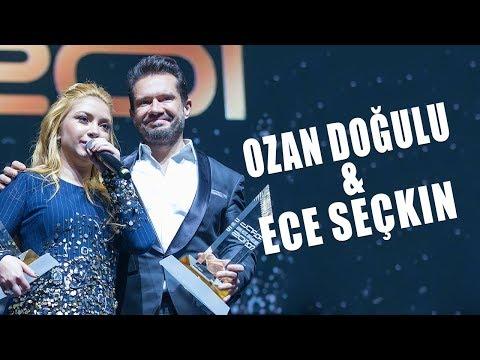 Ozan Doğulu & Ece Seçkin - daf BAMA MUSIC AWARDS 2017
