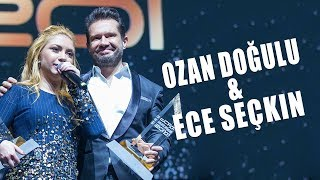 Ozan Doğulu​ & Ece Seçkin​ - daf BAMA MUSIC AWARDS 2017 Video