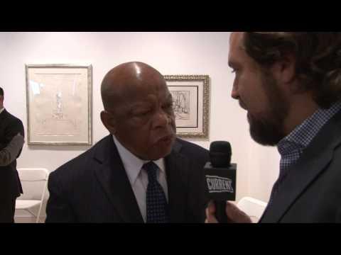 John Lewis, Congressman and Civil Rights Era Legend
