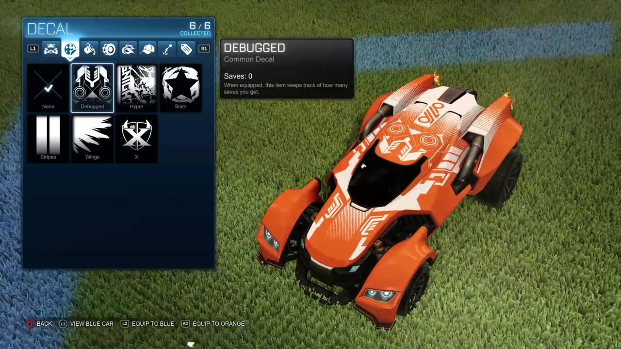 rocket league crate opening new car youtube