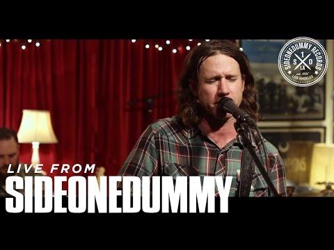 "Live from SideOneDummy - Chuck Ragan ""Vagabond"""
