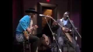 ALBERT KING & STEVIE RAY VAUGHAN - Don't lie to me