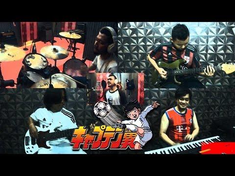 Opening Tsubasa Versi Indonesia (Ayo Lihat Semua) Cover by Sanca Records