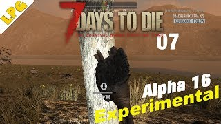 7 Days to Die Alpha 16 deutsch [07] Einseitiger Mechaniker = mehr sammeln? [Random Gen|7dtd|german]