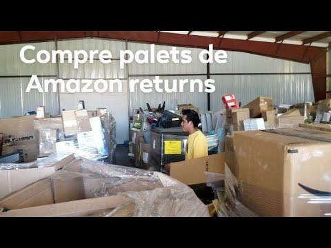 Compre Palets De Amazon Returns Youtube