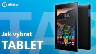 Jak vybrat Tablet | Alza.cz | Elektro | AlzaTube