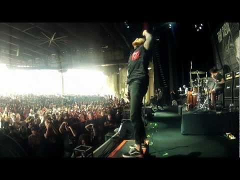 The Devil Wears Prada: On The Road At Rockstar Mayhem Festival 2012