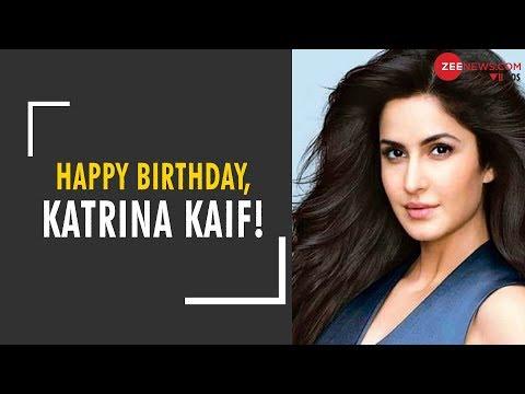 Katrina Kaif turns 35; Here's looking back at Kat's long journey to Bollywood