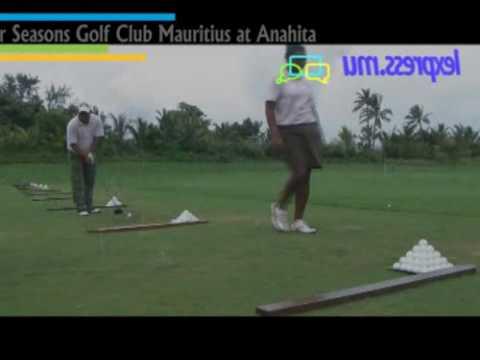 Visite du Four Seasons Golf Club Mauritius at Anahita (vidéo: Thimons Jennah)