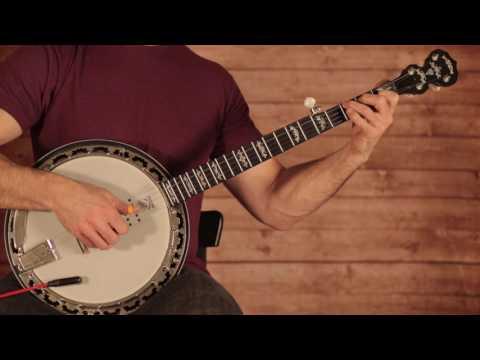 "Leonard Cohen ""Hallelujah"" Banjo Lesson (With Tab)"