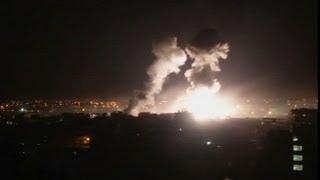 Middle East on the Brink of War: Jerusalem Attacked