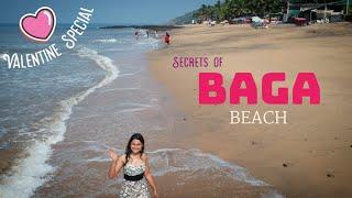 Baga Beach Goa   How To Explore Baga Beach   Baga Beach Hidden Place  Goa 2021  Baga Beach Nightlife