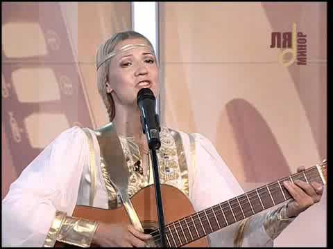 Юлия Славянская на Ля миноре    Пробудись  душа