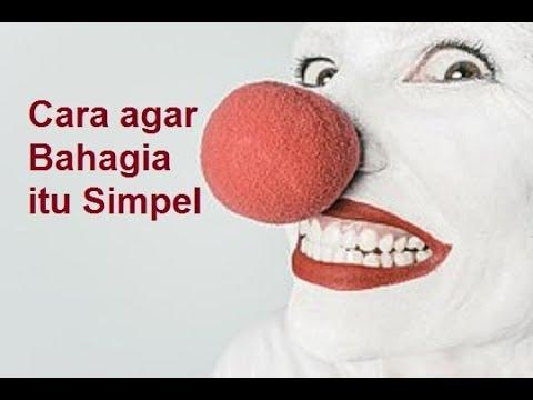 Bahagia itu simpel