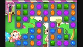 How to beat Candy Crush Saga Level 69 - 2 Stars - No Boosters - 105,360pts