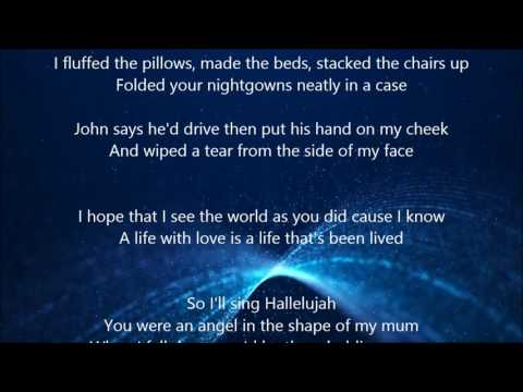 ed-sheeran---supermarket-flower-(lyric-video)