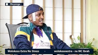 DDUMBA MUZAFARU_The top Ugandan shadow talented Musician_MC IBRAH INTERVIEW