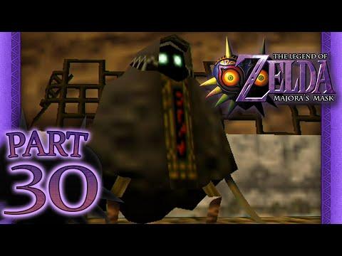 The Legend of Zelda: Majora's Mask - Part 30 - Ikana Castle