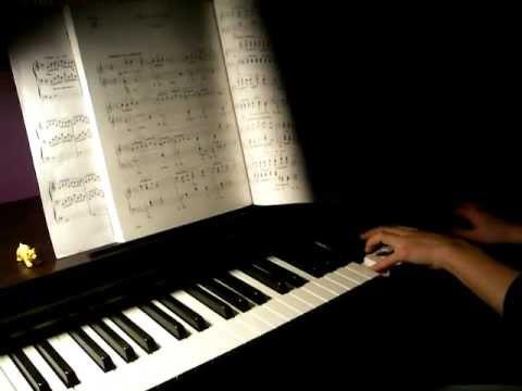 Atlantean twitlight-Piano(Fragment)