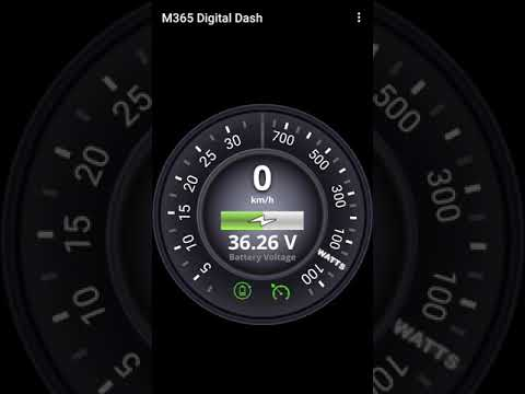 M365 Digital Dash PRO - Apps on Google Play