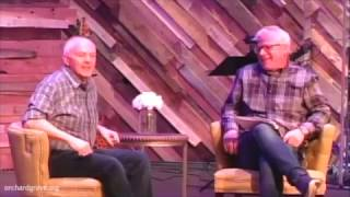 An Interview with Wm. Paul Young (Part 1) - Orchard Grove Community Church MI - Feb 2017