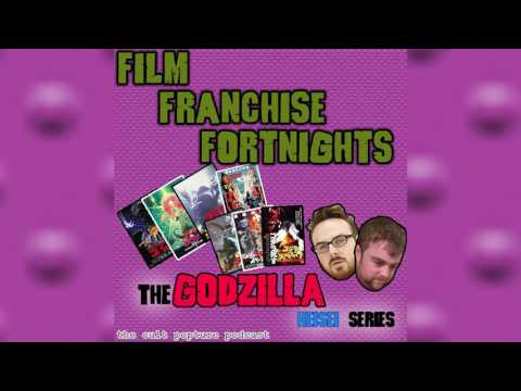 "The ""Godzilla"" Heisei Series 