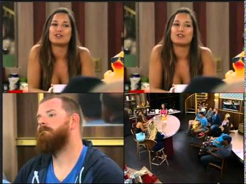 BB15 Houseguests talk show (1)