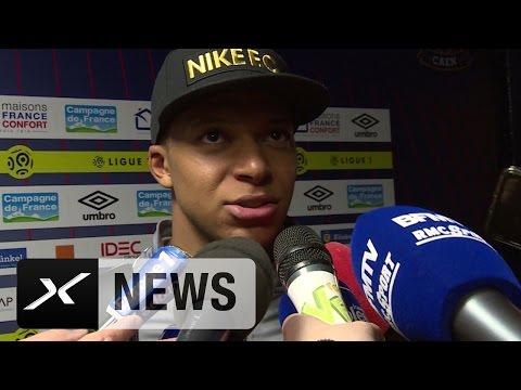 """Kylian Mbappe: """"Ich"""