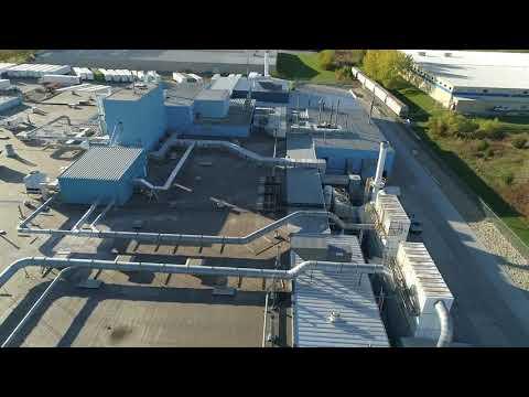 JCI St. Joseph, Missouri process plant expansion