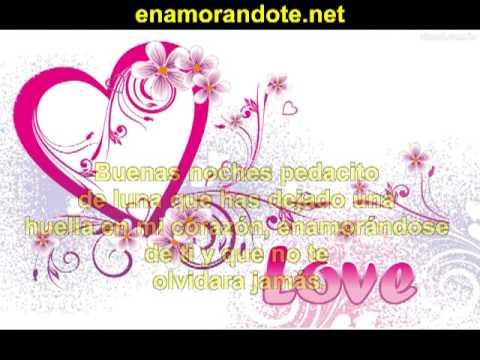 Poema De Buenas Noches Amor Dile Buenas Noches Con Versos De Amor