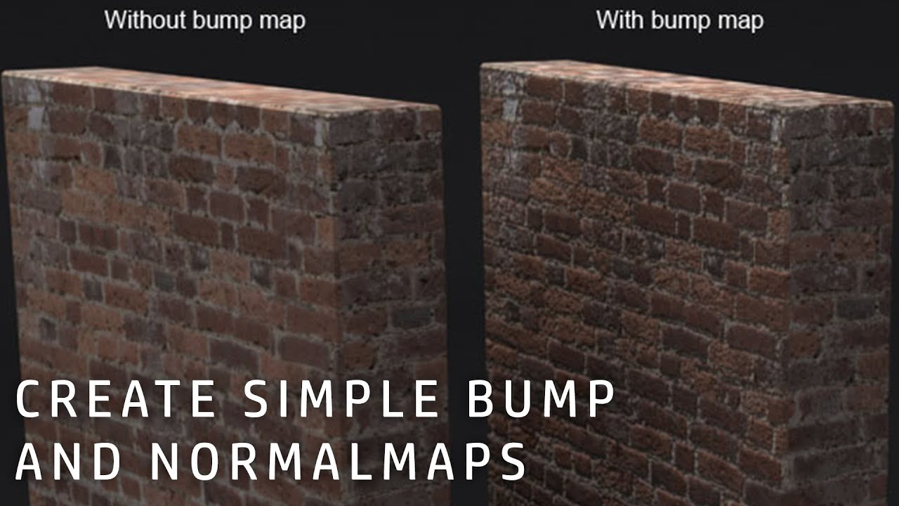 Best free tool to generate normal maps ? - Game Art ...