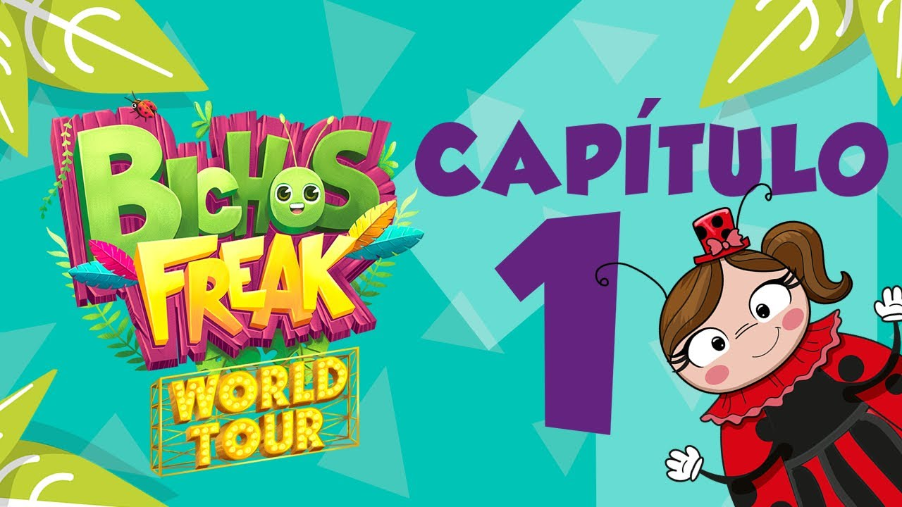 Bichos Freak World Tour 2019 Episodio 1 Su Presencia
