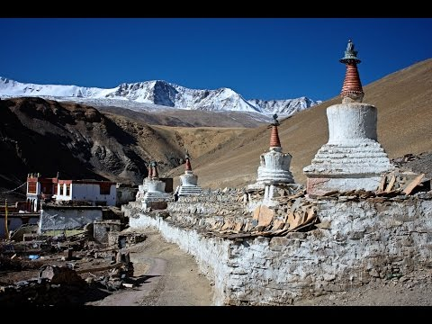 "Himalayas ""SPIRIT OF LADAKH""  film - meditation"