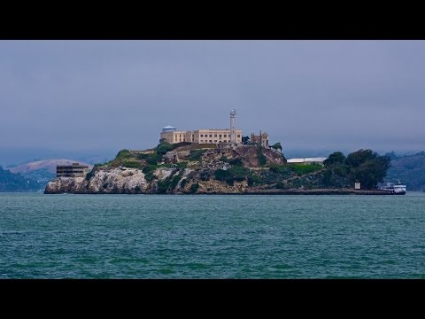 Alcatraz Island, The Jail of the most notorious Criminals in American History