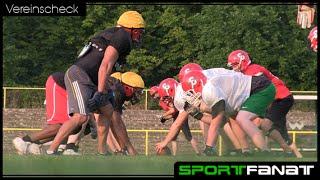 American Football bei den Spandau Bulldogs