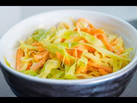 Ensalada De Repollo Y Zanahoria Receta Especial Para Acompanar Carnes Youtube Esta de repollo y zanahoria os convencerá por sus sabores y aromas, ¡pruébala! ensalada de repollo y zanahoria receta especial para acompanar carnes
