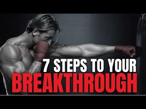 7 STEPS TO YOUR BREAKTHROUGH Feat. Billy Alsbrooks (Powerful Motivational Video)