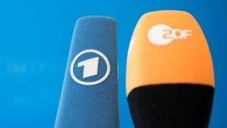 Welt-Umfrage: Mehrheit der Deutschen für Fusion von ARD und ZDF