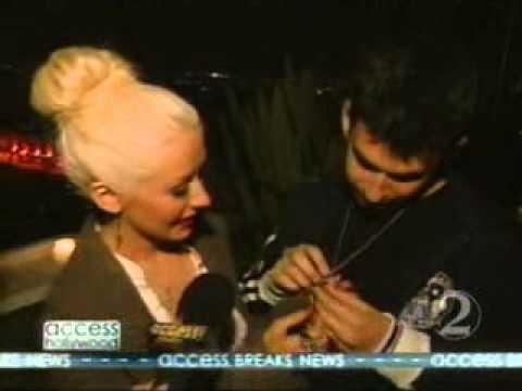 Aguilera Jordan Bratman Interview 2005