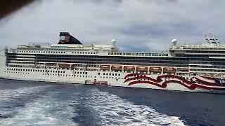 Pride Of America Cruise Ship (NCL)