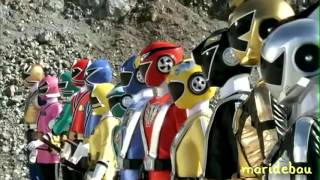 team up   power rangers samurai vs power rangers rpm
