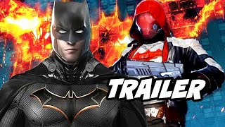Titans Season 2 Trailer - Batman Red Hood and Justice League Easter Eggs Breakdown