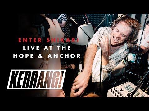 ENTER SHIKARI– Live at the Hope & Anchor