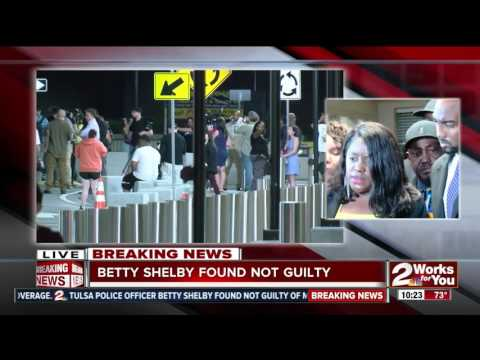 Crutcher family speaks after Betty Shelby's not guilty verdict