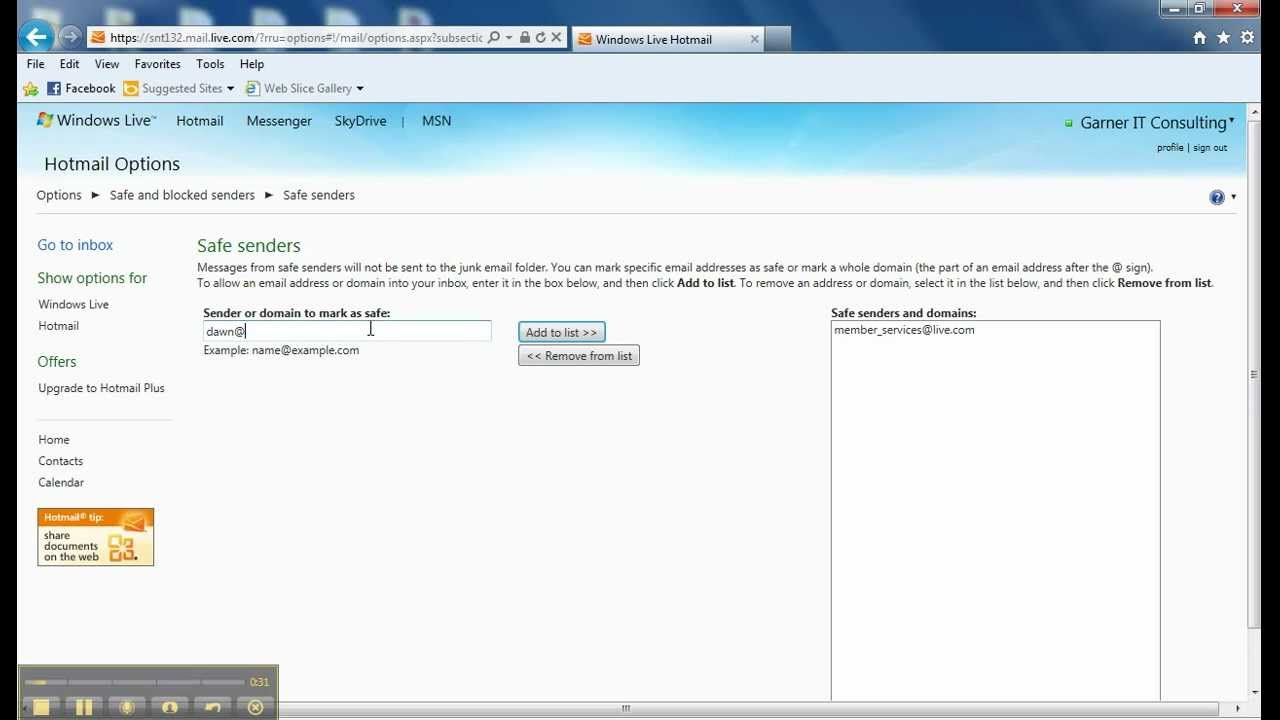 Indians Living In Usa Email Addresess Mail: How To Add An Email Address To The